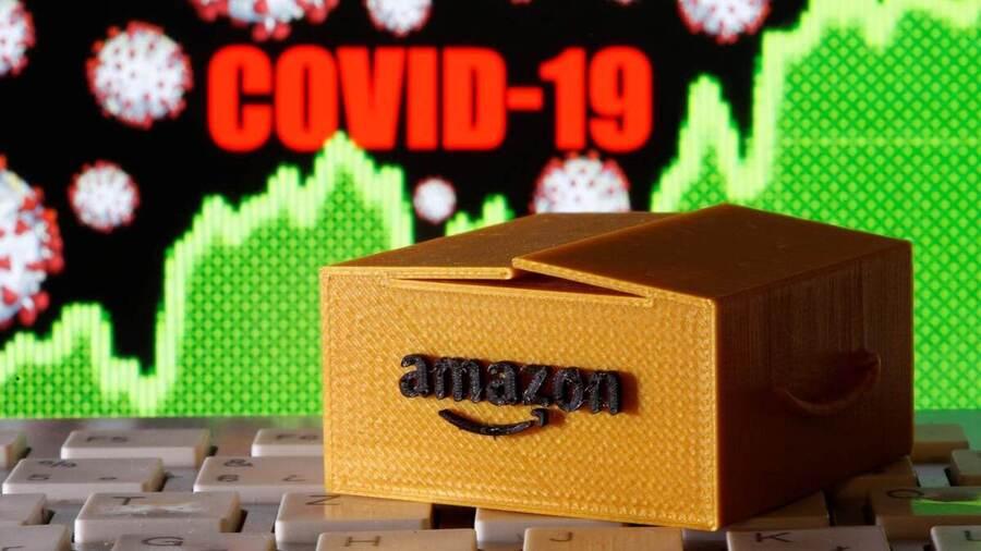 Amazonda Satış 2020 Pandemi